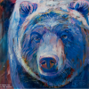 Shannon Ford, Grizzly Focus, 24 X 24