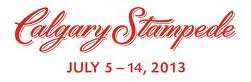 Calgary Stampede banner
