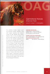 gemstone horses of fire