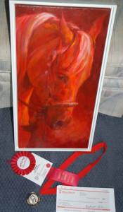 stampede 2012 prize